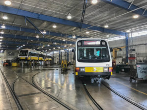 Behind the Scenes of DART Light Rail