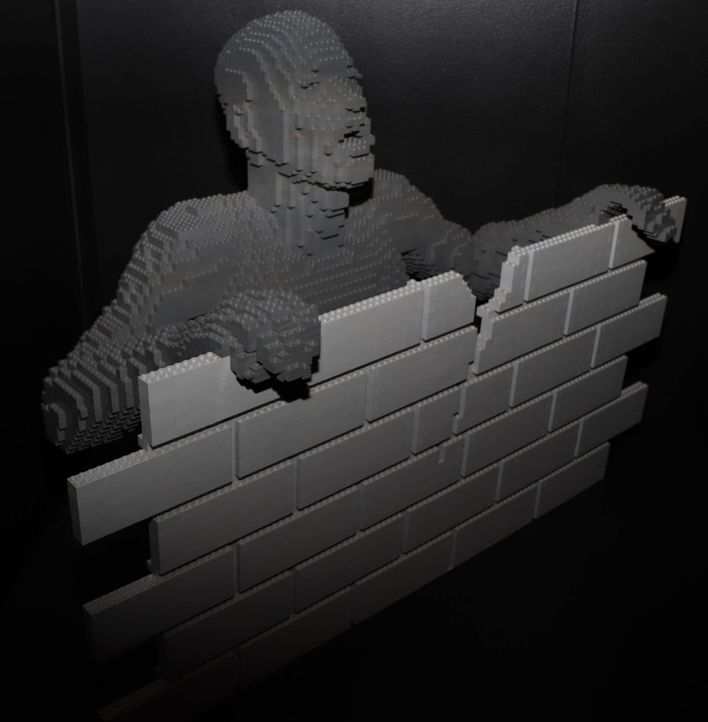 Perot Museum The Art of the Brick