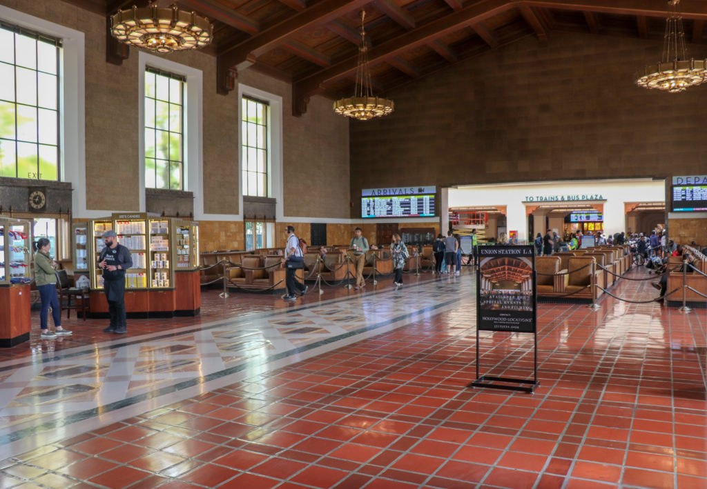 picture of Los Angeles Union Station