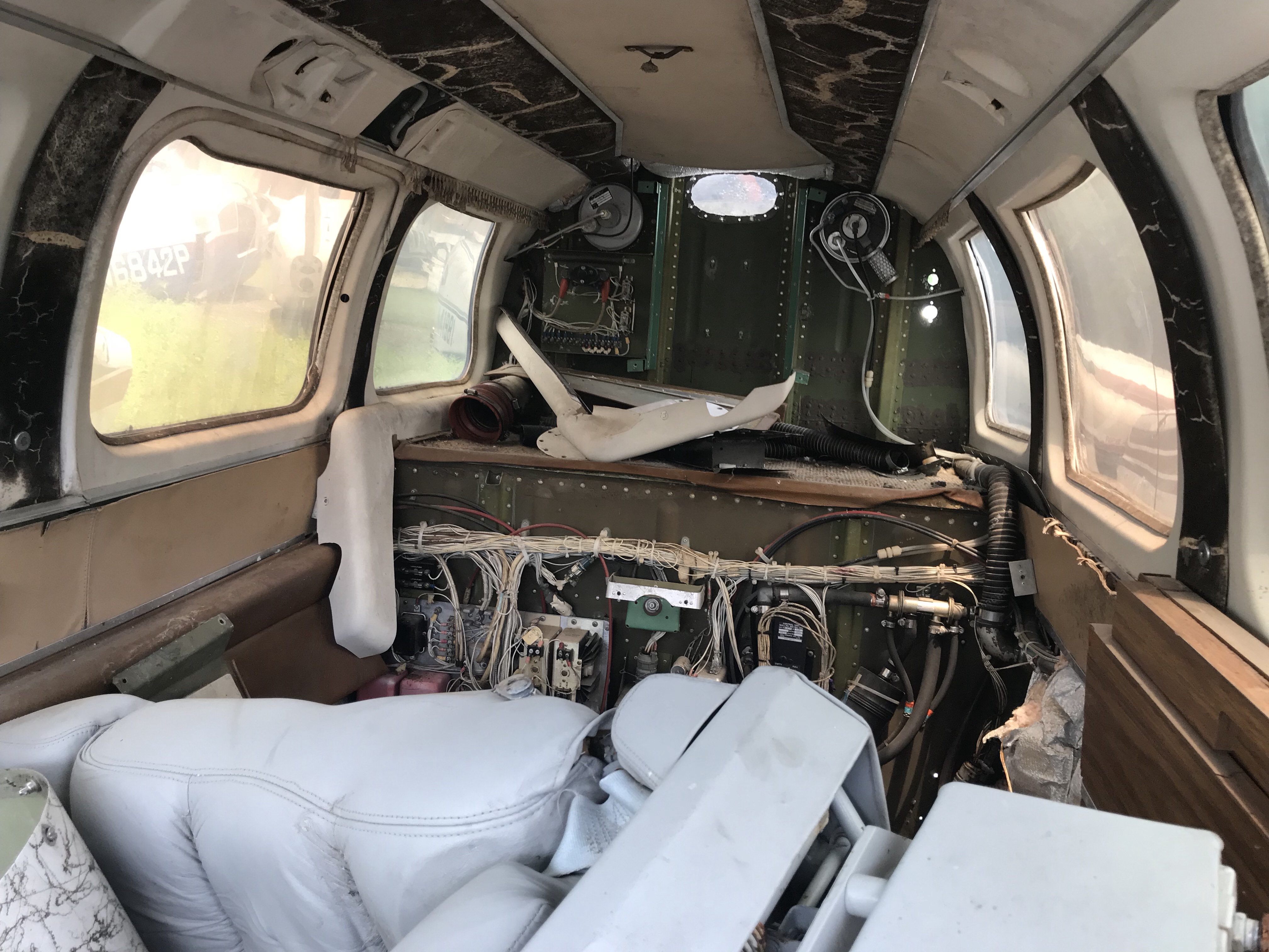 Not Your Typical Junkyard - A Visit to an Aircraft Salvage