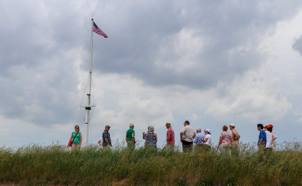 picture of Fort McHenry guided tour