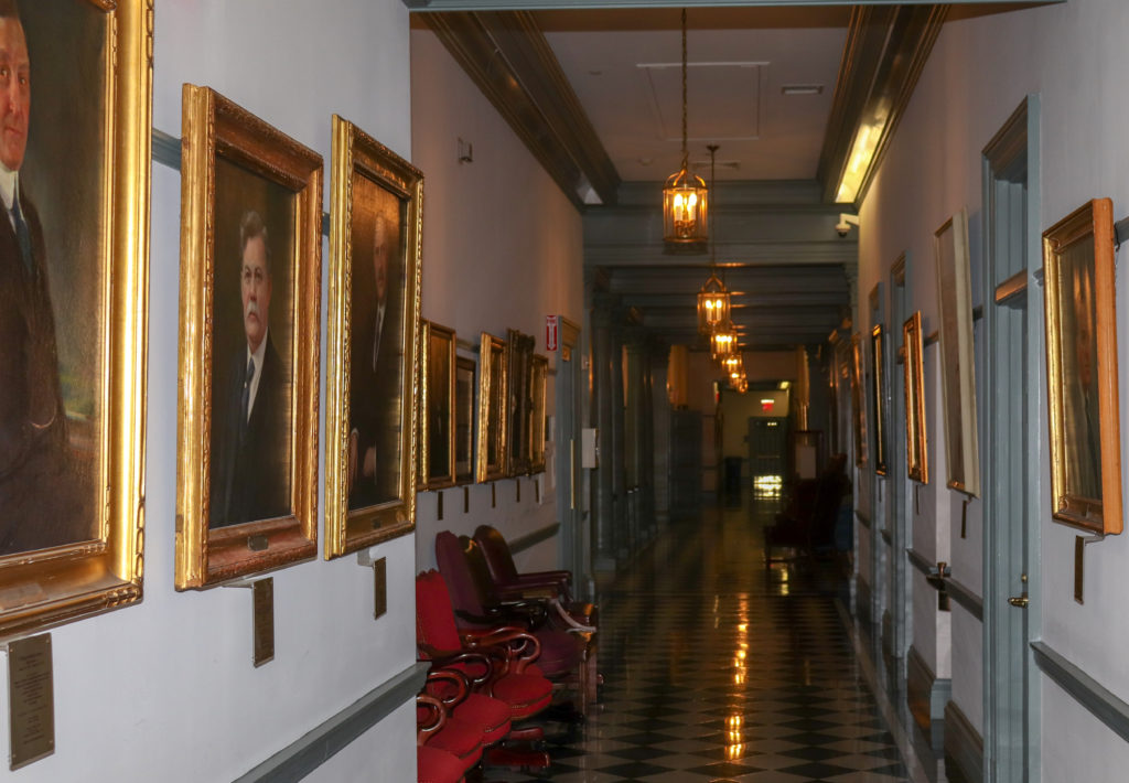 picture of Delaware Legislative hall