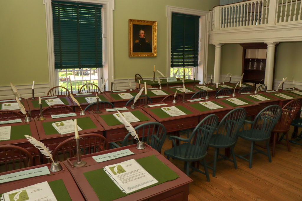 picture of Delaware Old State House