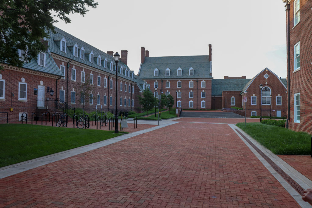picture of university of delaware campus